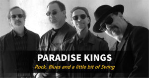 Rock, Blues and Swing Band